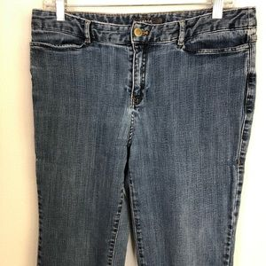 Denim - 3-FOR-$20 - George ME jeans by Mark Eisen size 10